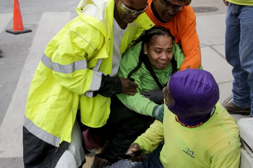UPDATE: Hotel collapse in New Orleans leaves 2 dead, 1 missing