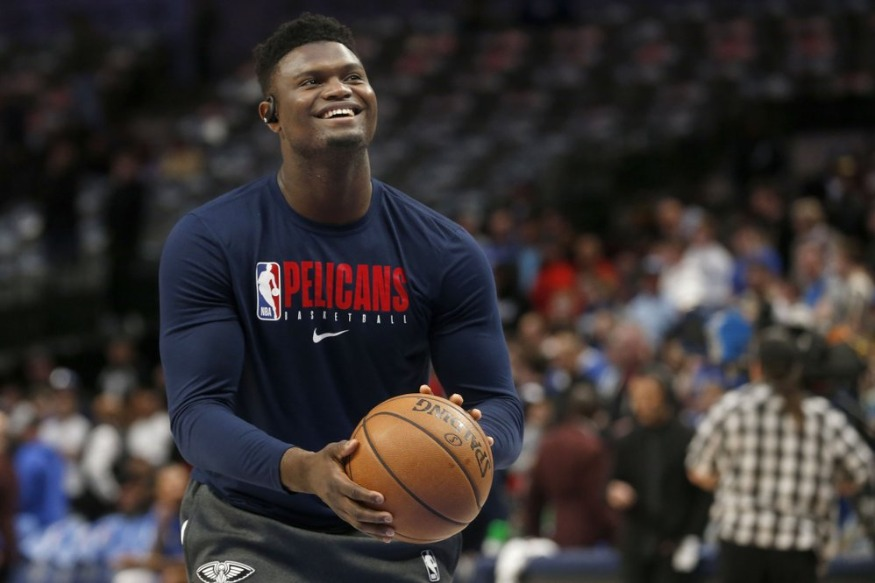 Zion Williamson confident in his health, Pelicans' prospects