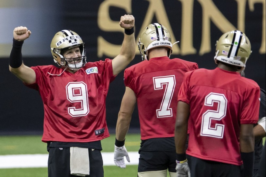 Brady, Brees to make history in Bucs-Saints Week 1 opener
