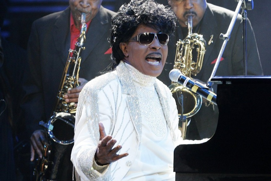 Little Richard song to introduce 'Monday Night Football'