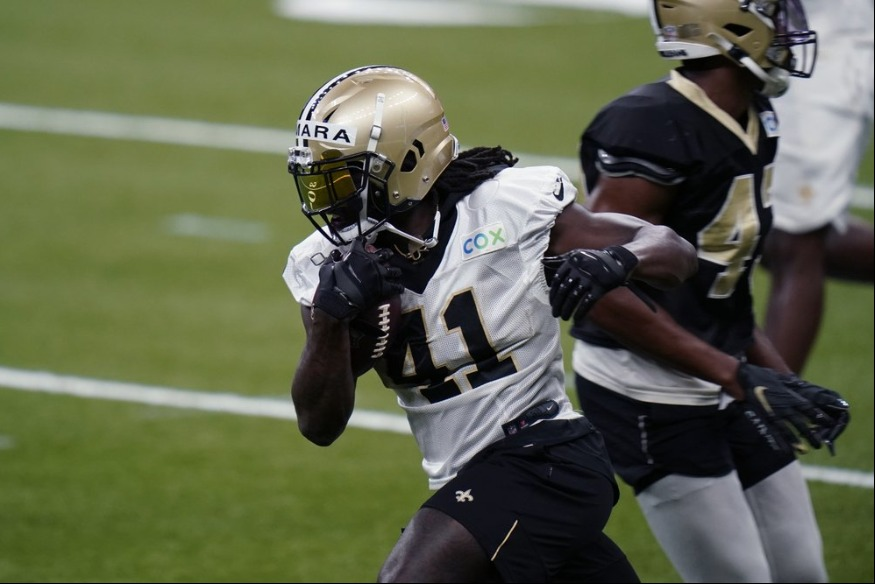 Saints, running back Alvin Kamara agree on 5-year extension